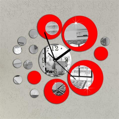 montre de cuisine design aménagement déco cuisine horloge