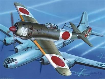 Ww2 Japanese Aircraft Ki Tachikawa Fighter Military