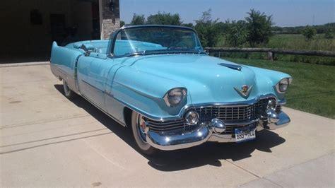 1954 Cadillac Eldorado by 1954 Cadillac Eldorado Convertible For Sale