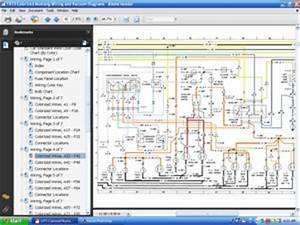 1973 Colorized Wiring And Vacuum Diagram Cd