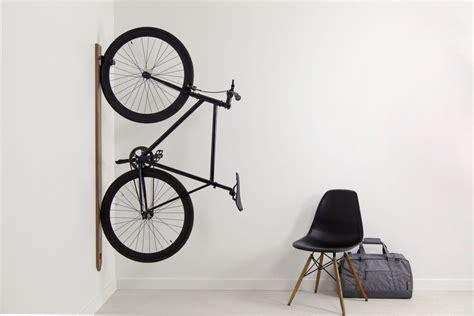 bike wall rack wall mounted bike racks that look great while being practical