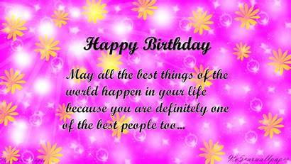 Birthday Quotes Wallpapers Wishes Happy