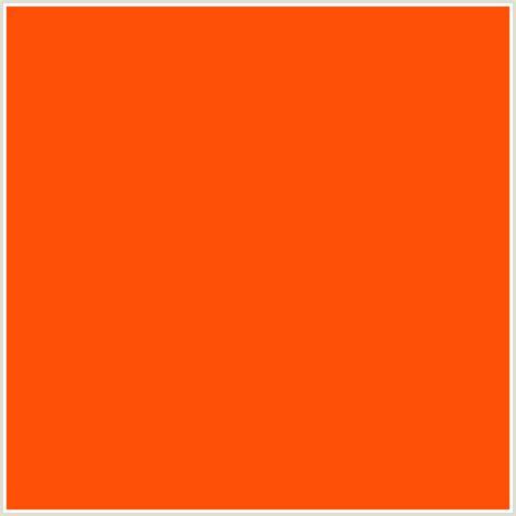 orange color code fe5006 hex color rgb 254 80 6 international orange