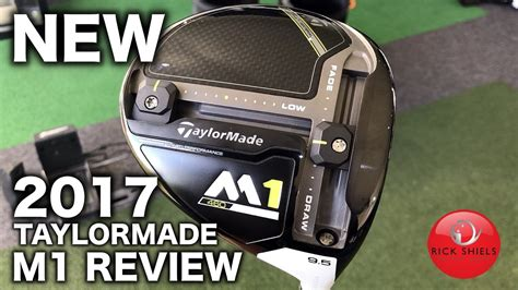 New 2017 Taylormade M1 Driver Review