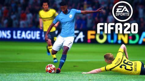 fifa  official reveal trailer ft volta football