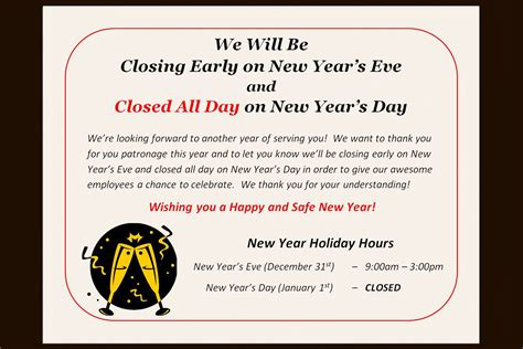 office will be closed sign template how to post a sign for the observance of a holiday ehow