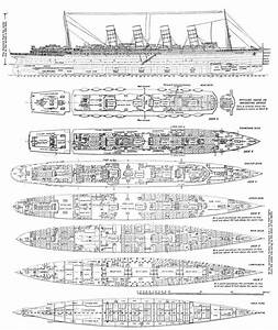 Rms Lusitania Deck Plans