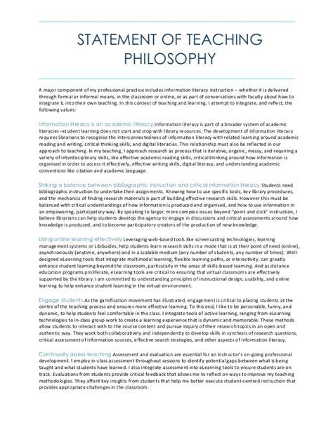 write  philosophy paper nursing educational