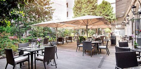 restaurante madrid centro vp jardin de recoletos  estrellas