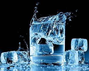 If my glass is filled with ice and water, will it overflow ...