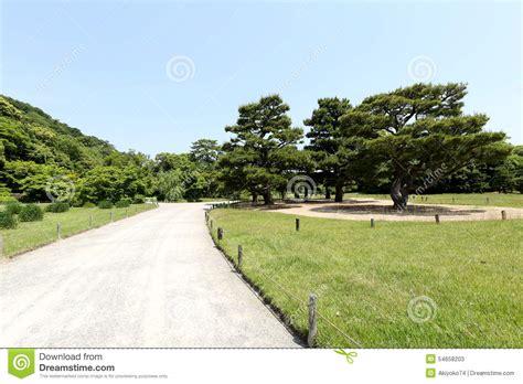Japanischer Garten Kiefer by Japanischer Garten Mit Kiefern Stockbild Bild 252 Ppig