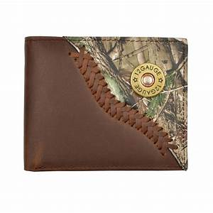 Justin Mens Outdoor Bifold Wallet
