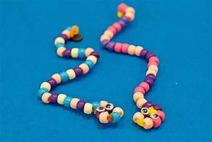 Kid Friendly: Pony Bead and Pipe Cleaner Pet Snakes