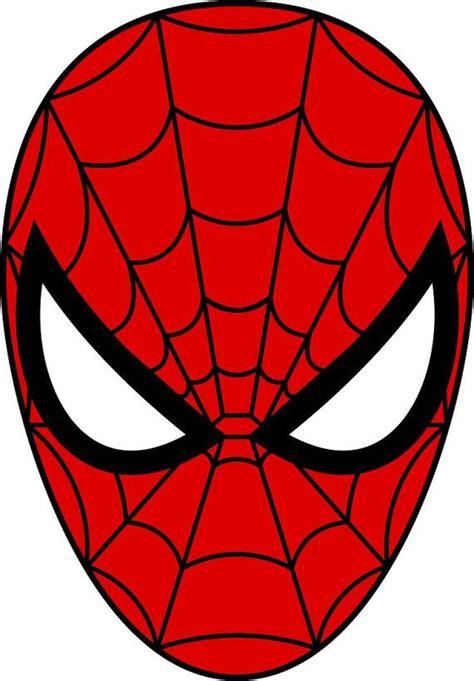 spiderman face edible imagecake topper queque de nino