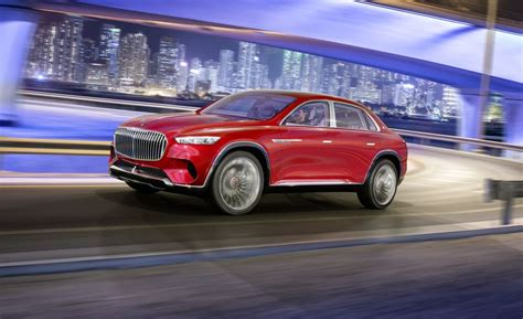 Rubellite red / obsidian black, exclusive nappa. 2020 Mercedes-Maybach SUV Design & STyle - New SUV Price