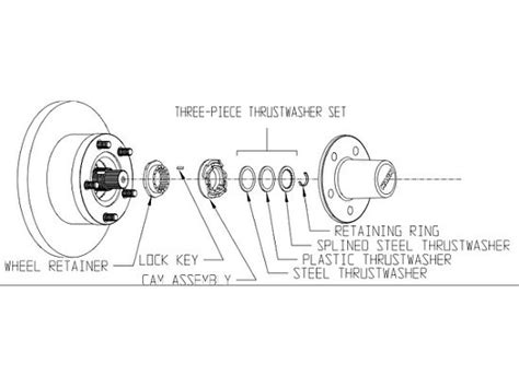 Ford Vacuum Diagram For Front Hubs Auto