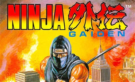 Arcade Archives Ninja Gaiden Launches For Nintendo Switch