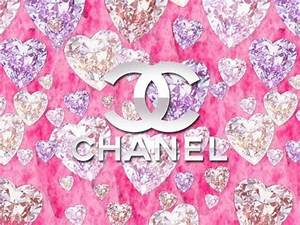 chanel backgrounds | BB Papers by Corrina: Chanel - Pink ...