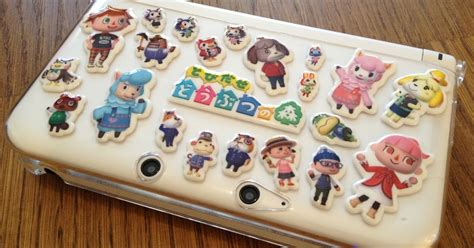Animal Crossing New Leaf 3ds Console by Animal Crossing New Leaf My Animal Crossing New Leaf