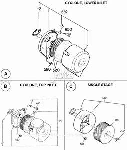 Robin  Subaru Ey40 Parts Diagram For Air Cleaner