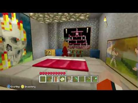minecraft xbox  cool house   mountain  minecraft world  commentary youtube