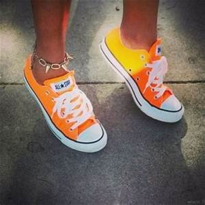 25 best ideas about Neon converse on Pinterest