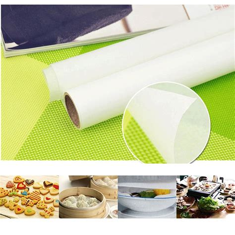 cookie baking sheet paper silicone parchment pan temperature oil liner kitchen dining