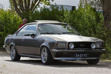 Opel Commodore by Opel Commodore Coupe Coupe 1969 71