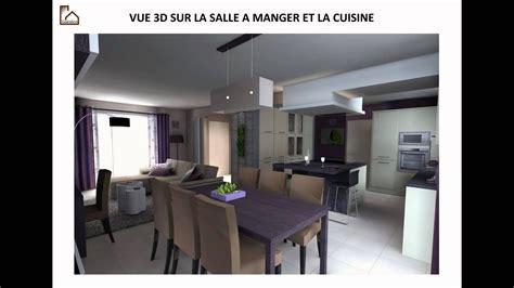 amenagement sejour cuisine idées aménagement cuisine beau une déco salon séjour
