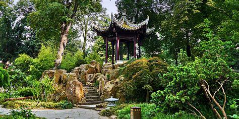 Chinesischer Garten Frankfurt by Chinesischer Garten 2 Foto Bild Landschaft