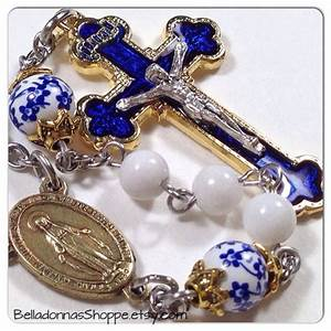 I Truly Felt Blessed To Make These Rosaries For A Lovely