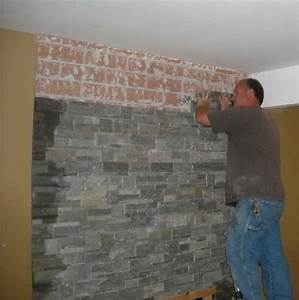 25 best ideas about painted brick fireplaces on pinterest With stone veneer fireplace for renovation