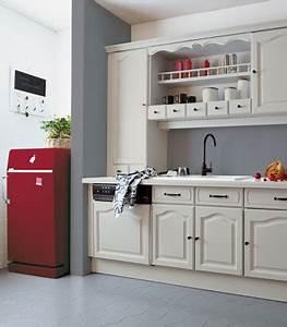 Peindre Meuble Cuisine : peinture meubles cuisine sans poncer v33 ~ Melissatoandfro.com Idées de Décoration