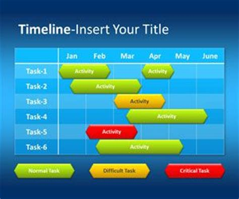 time table powerpoint templates
