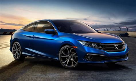 2019 Honda Civic Brings Updated Styling, New Sport Trim