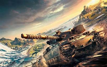 Tanks Tank Wot Battle Background Wallpapers Backgrounds