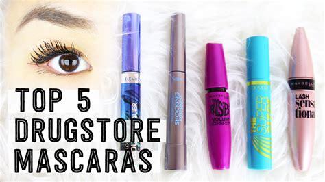 best mascara top 5 drugstore mascaras miss louie