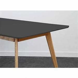 Table Ovale Scandinave : table scandinave skoll table manger en bois drawer ~ Teatrodelosmanantiales.com Idées de Décoration