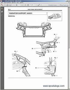 Lexus Is200  1999 Repair Manual Download