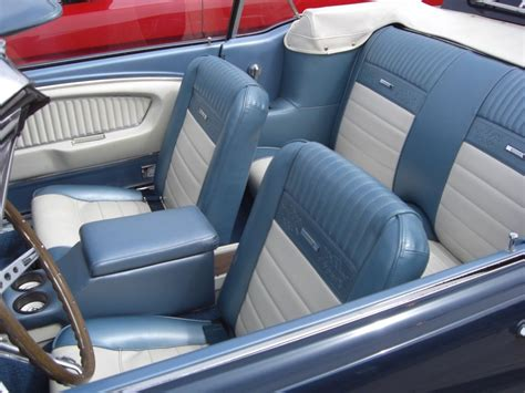 caspian blue  mustang convertible mustang