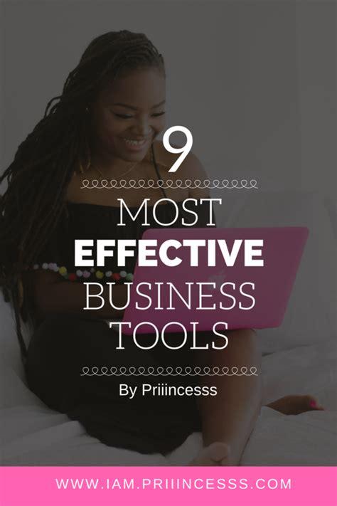 9 Most Effective Business Tools Simplebookletcom
