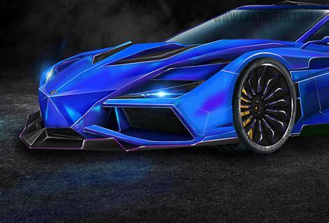 The Lamborghini Diverso Concept