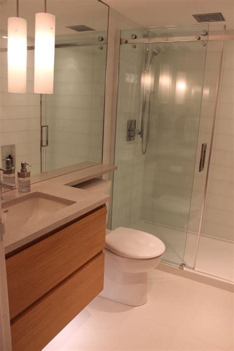 Modern Bathroom Renovation by Condo Bathroom Renovation Modern Beautiful And Compact