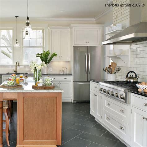 cuisine moderne bois clair cuisine bois carrelage gris chaios com