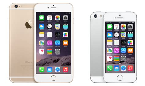 iphone 6 vs iphone 5s iphone 6 vs iphone 5s should you get apple s new mobile