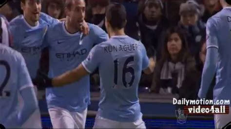 West Bromwich vs Manchester City Highlights Video & Goals ...