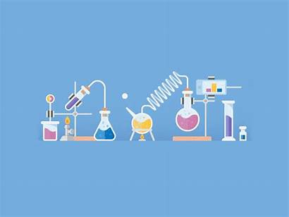 Laboratory Gnomio Science Lab Chemistry Animation Classroom
