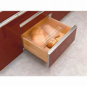 shop rev a shelf 2175 in x 1675 in plastic bread insert With kitchen cabinets lowes with walmartmoneycard com sticker