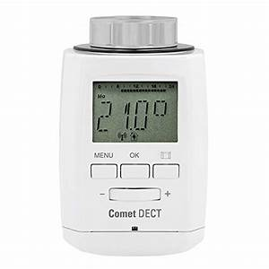 Smart Home Geräte Fritzbox : eurotronic comet dect heizk rperthermostat f r avm fritz box 700100406 smart home ger te ~ Watch28wear.com Haus und Dekorationen