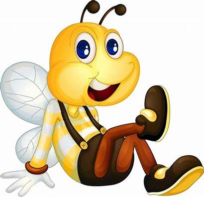 Bee Clipart Clip Bumble Bees Cartoon Template